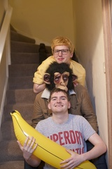 gorilla joe tom n euan tippen