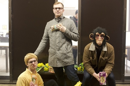 gorilla joe tom n luke monks