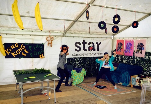 star lounge starfields september 2014