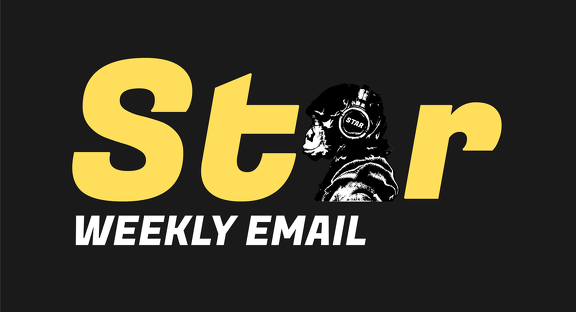 star weekly email logo